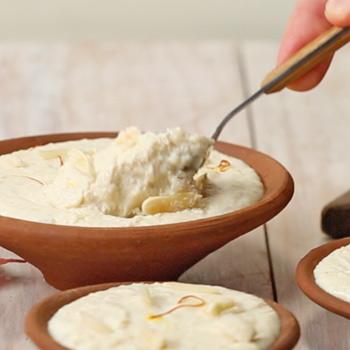 Shahi Phirni Recipe