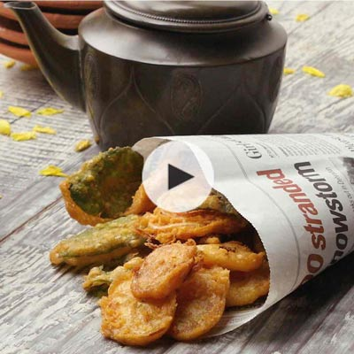 Mixed Pakora Recipe
