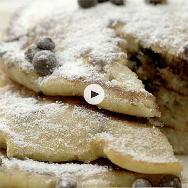 Choco Chip Pancake Recipe