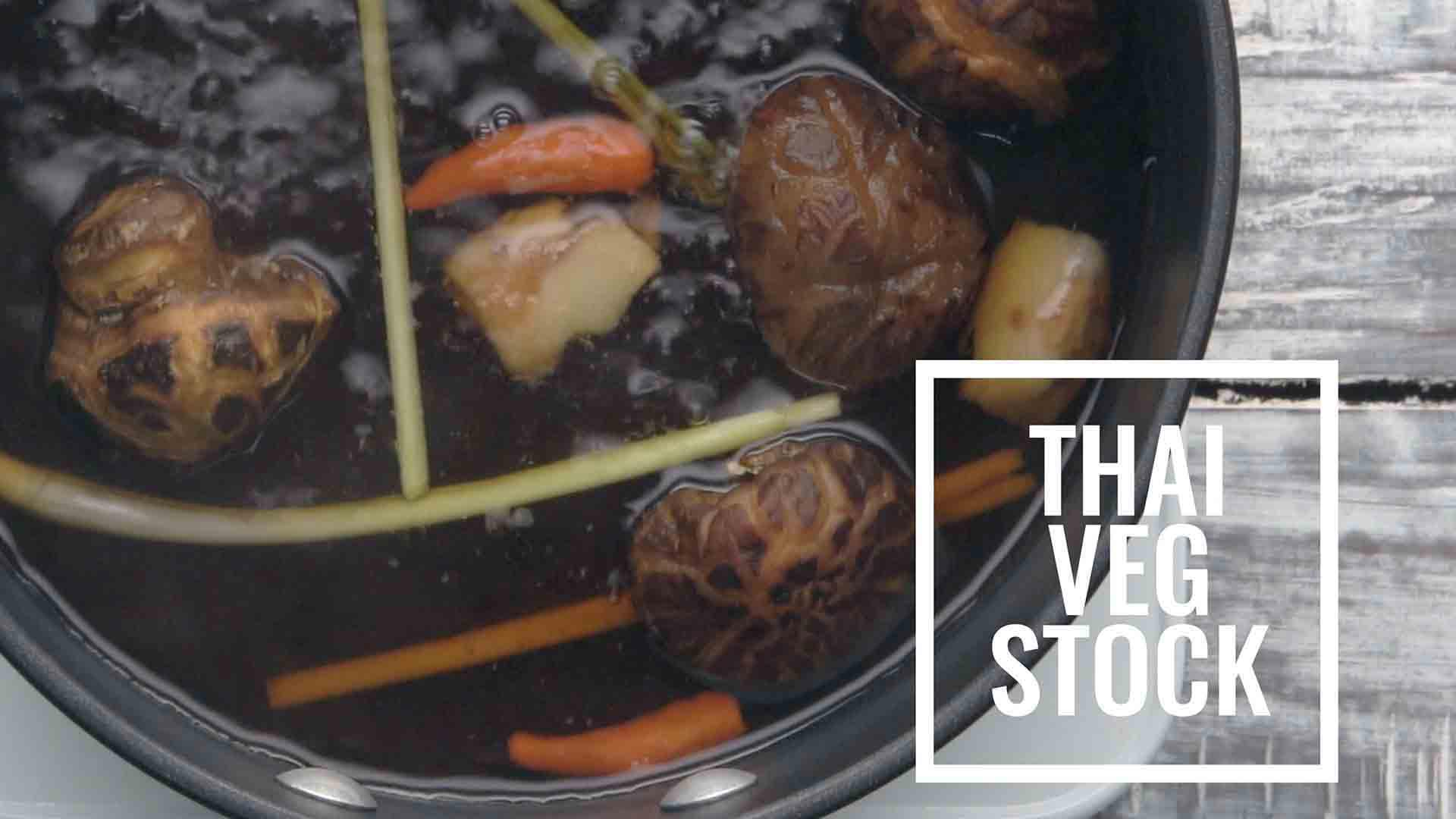 Delicious Thai Veg Stock
