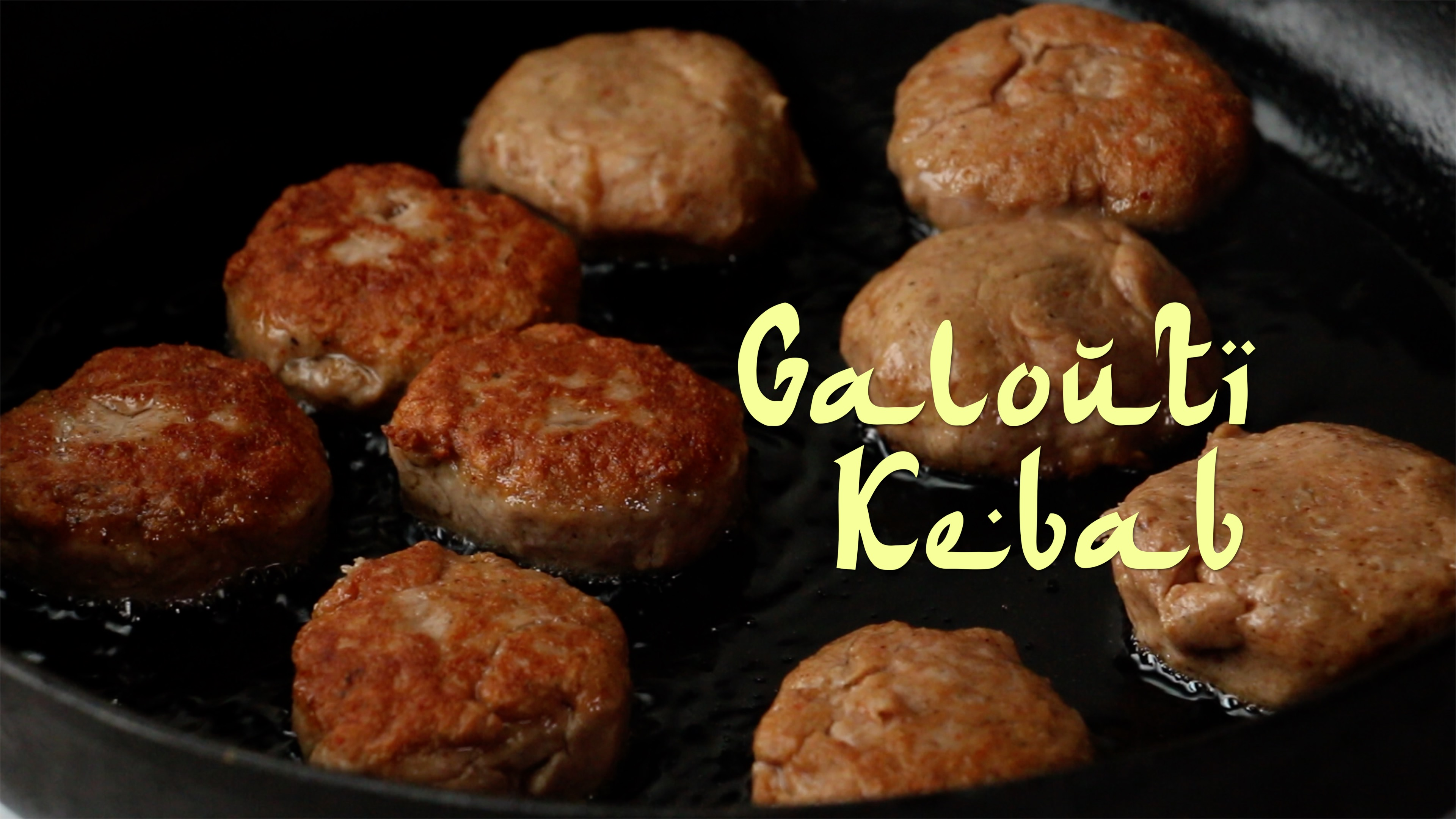Galouti Kebab Recipe | Famous Lucknowi Kebabs at Home