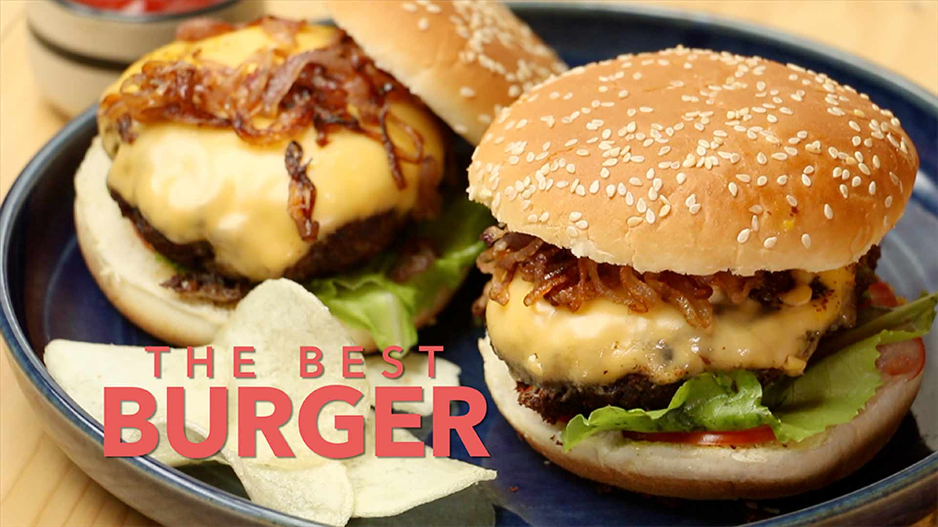 The Best Burger Recipe Learn How To Make The Best Homemade Burger Yummefy Recipes