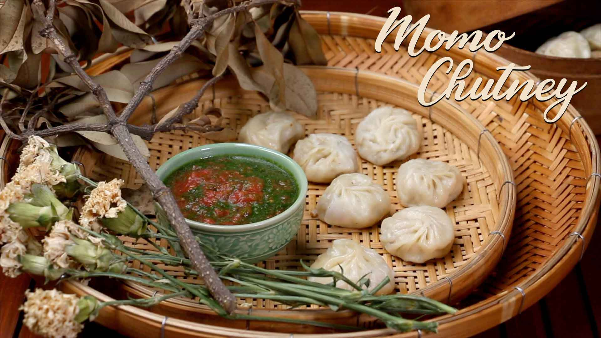 Momo Chutney | Spicy Momos Chutney Recipe | How to make Momos Chutney