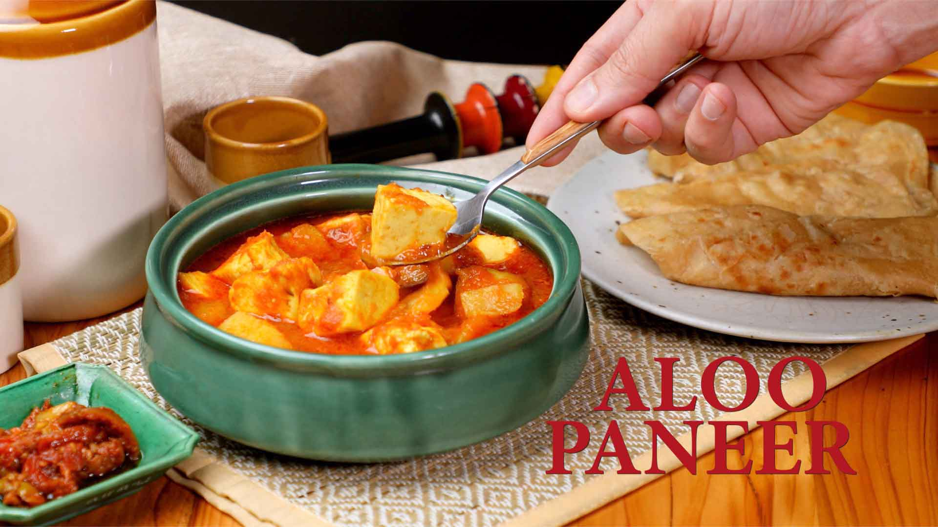 Aloo Paneer Recipe | Aloo Paneer Curry | Cottage Cheese and Potato Curry