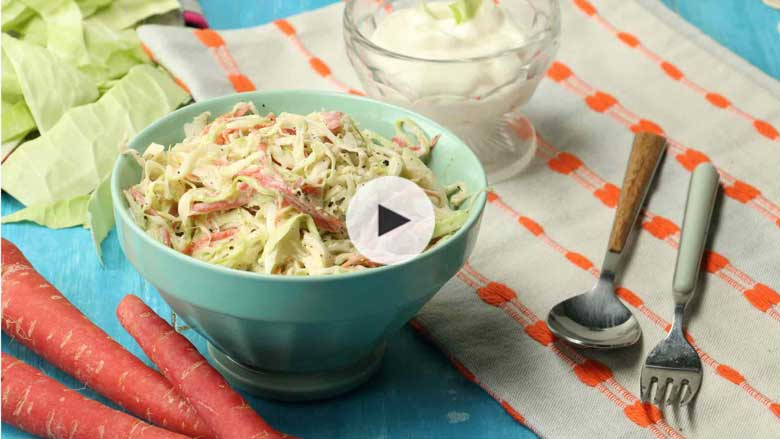 Coleslaw Salad Recipe