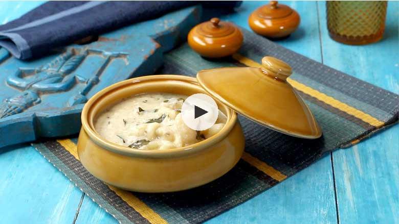Dahi Aloo Recipe