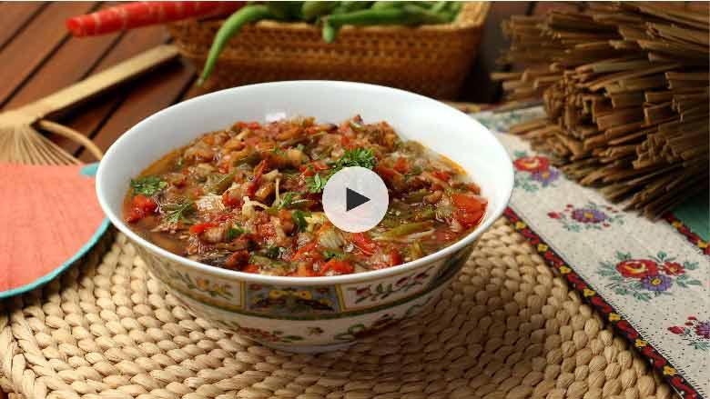Veg Soupy Noodles Recipe