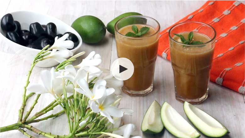 Aam Panna Recipe
