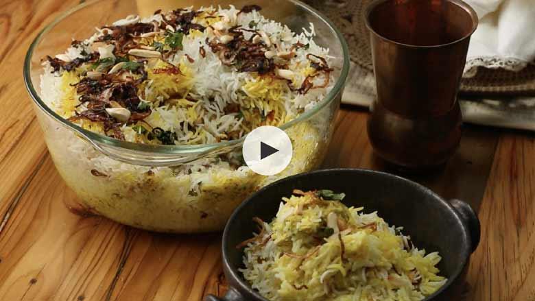 Chicken Biryani Hyderabad Style Recipe