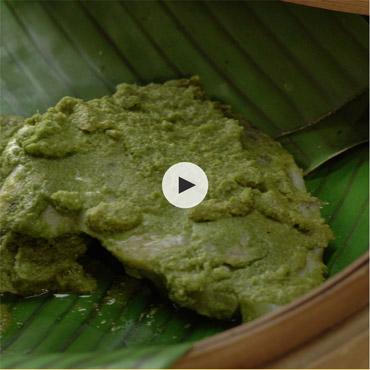 Patra Ni Machhi | Green Masala Fish Recipe