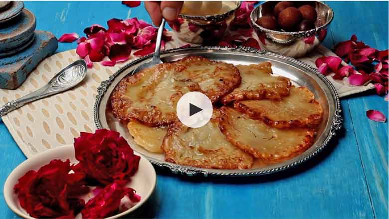Malpua | Indian Pancakes Recipe