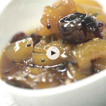 Sweet Mango Pachadi Recipe