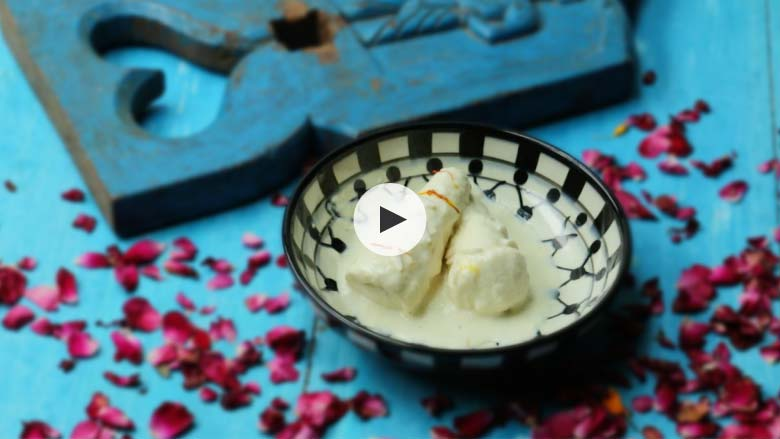Badam Kulfi Recipe