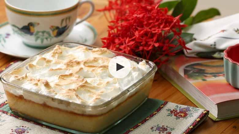 Queen of Puddings Recipe